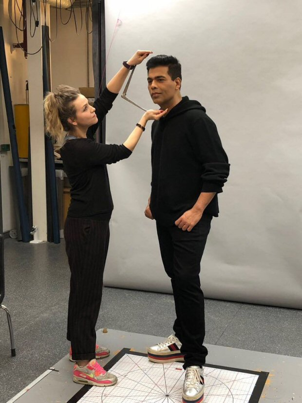 Wow! Karan Johar becomes first Indian filmmaker to have his wax statue at Madame Tussauds