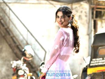 Karishma Sharma snapped visiting Smile Foundation (2)
