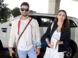 Kunal Khemu, Soha Ali Khan and others snapped at the airport