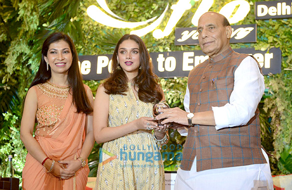 Malaika Arora, Aditi Rao Hydari and others attend FICCI Flo