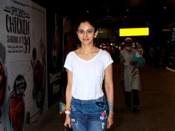Malaika Arora, Shraddha Kapoor, Diana Penty and others snapped at the airport