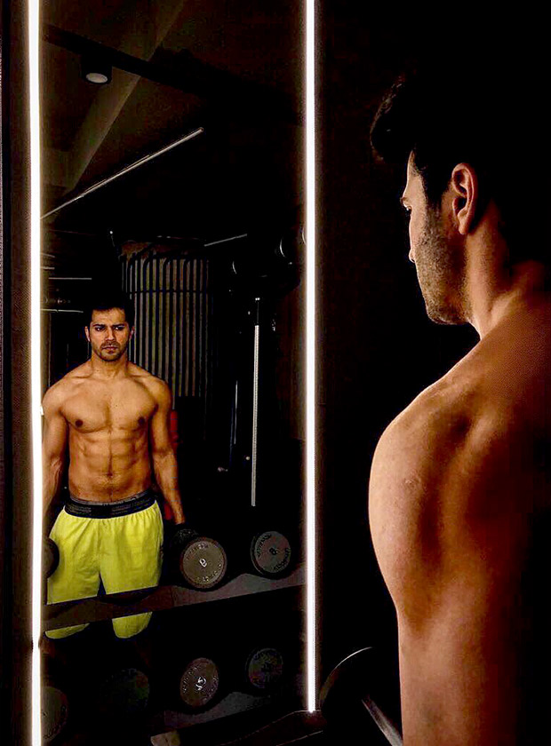Monday Motivation: 10 INSANELY hot, shirtless pics of Varun Dhawan which you get you through the week!