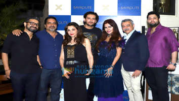 Nisha Jamvwal, Vicky Kher and Shaad Randhawa host a bash to celebrate the success of Bayroute