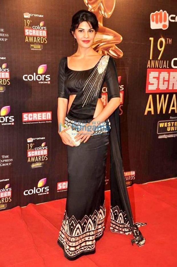 REWIND! Jacqueline Fernandez wins hearts in her childhood photo in a saree