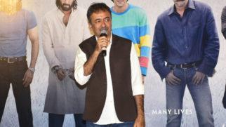 "Rajkumar Hirani ""Sanjay Dutt Is A BRAVE Guy, Koi Actor Aisa Nahi Karta…"" Sanju Teaser Launch"