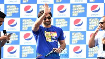 Ranbir Kapoor endorses Pepsi at this event