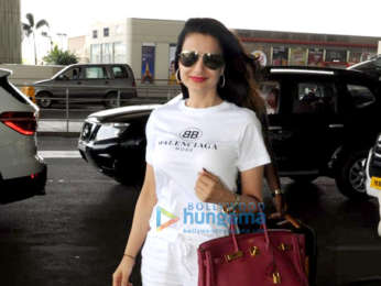 Ranveer Singh, Urvashi Rautela, Sidharth Malhotra and others snapped at the airport