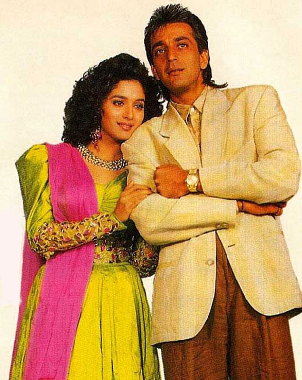 Sanjay Dutt – Madhuri Dixit Revisiting the couple's whirlwind reel and real life ROMANCE