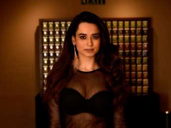 Saundarya Sharma snapped during a photo shoot