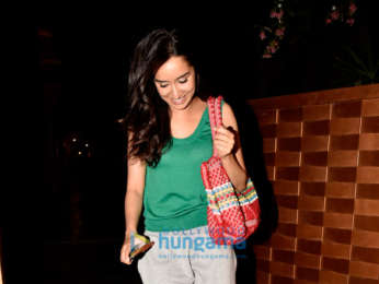 Shraddha Kapoor snapped in Juhu