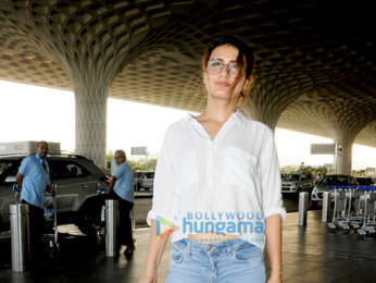 Sonam Kapoor and Fatima Sana Shaikh snapped at the airport