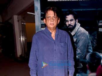 Special screening of Rajkummar Rao's film Omerta on Hansal Mehta's birthday