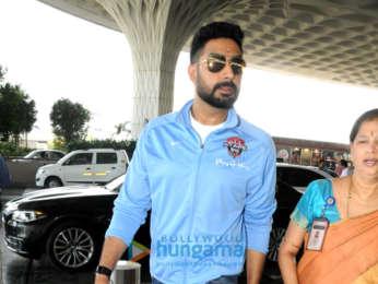 Taapsee Pannu, Abhishek Bachchan, Kareena Kapoor Khan and others snapped at the airport