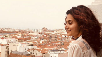 Taapsee Pannu takes off to Spain for a holiday