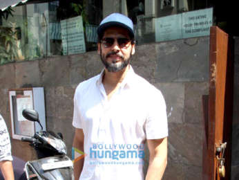 Tamannaah Bhatia and Dino Morea spotted at Indigo Cafe