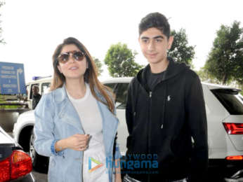 Ranveer Singh,Urvashi Rautela, Sidharth Malhotra and others snapped at the airport