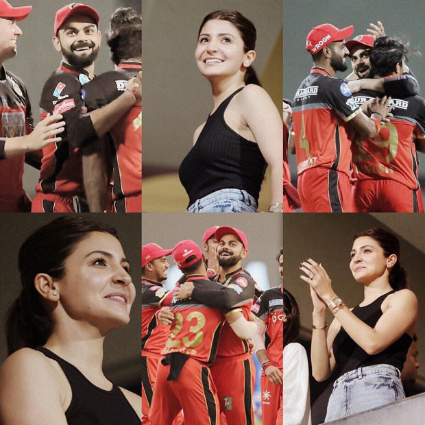 Viral Video: Virat Kohli co-ordinating to meet up with Anushka Sharma the RCB win is every husband ever!