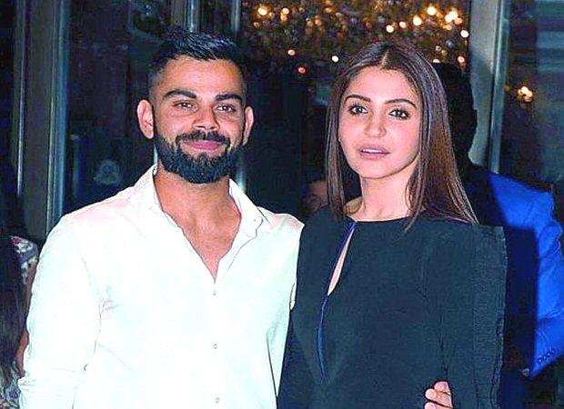 Virat Kohli can't get enough of his STUNNER wife Anushka Sharma