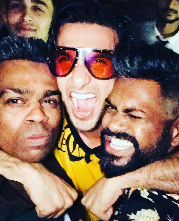 WATCH: Ranveer Singh shows off rap and dance skills at the Gully Boy wrap up party