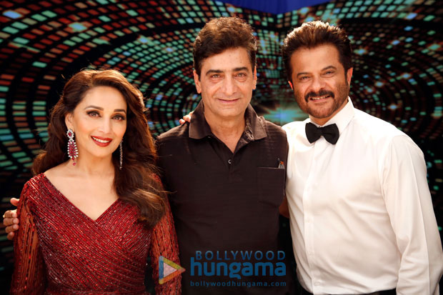 WOW! Dhak Dhak couple Anil Kapoor and Madhuri Dixit to shake a leg in Total Dhamaal