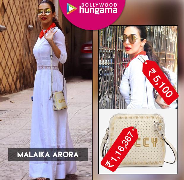 Weekly Celebrity Splurges - Malaika Arora