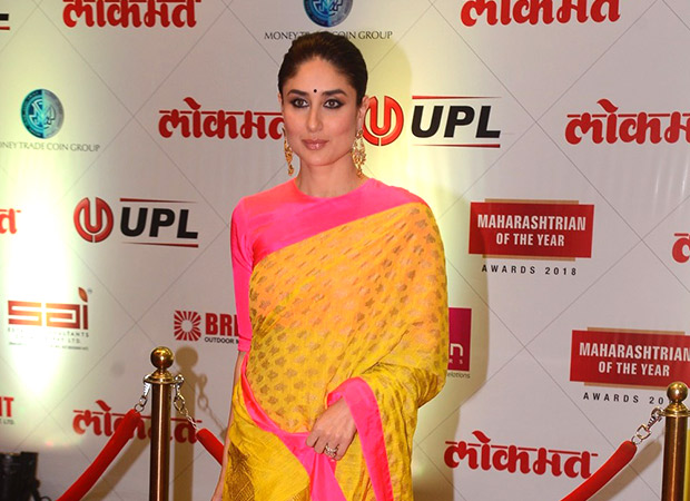 When Kareena Kapoor Khan and her bright yellow-pink Masaba saree outshined the morning sun
