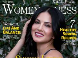 Sunny Leone On the covers Women Fitness