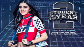 FIRST LOOK: This hot look of Ananya Panday in Student Of The Year 2 proves that she is Bollywood ready