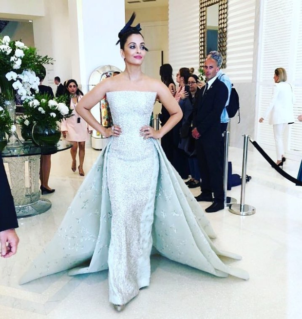 Aishwarya Rai Bachchan Cannes 2018