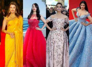 Aishwarya Rai Bachchan Cannes journey