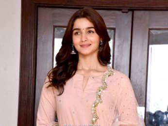 Alia Bhatt and Vicky Kaushal snapped promoting Raazi