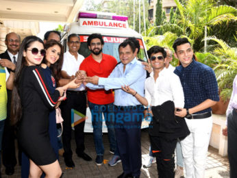 Amaal Mallik, Daboo Malik and others grace the Treasure Hunt program by Lions Club of Mumbai