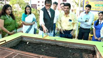 Amitabh Bachchan launches Banega Swach India - Season