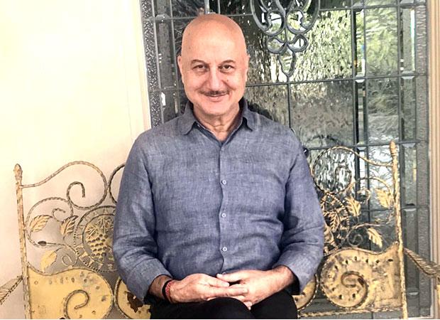 Anupam Kher's biggest challenge as an actor