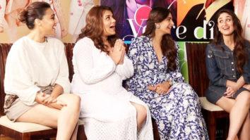 BLOCKBUSTER Kareena Kapoor Khan Quiz with Sonam, Swara & Shikha Veere Di Wedding