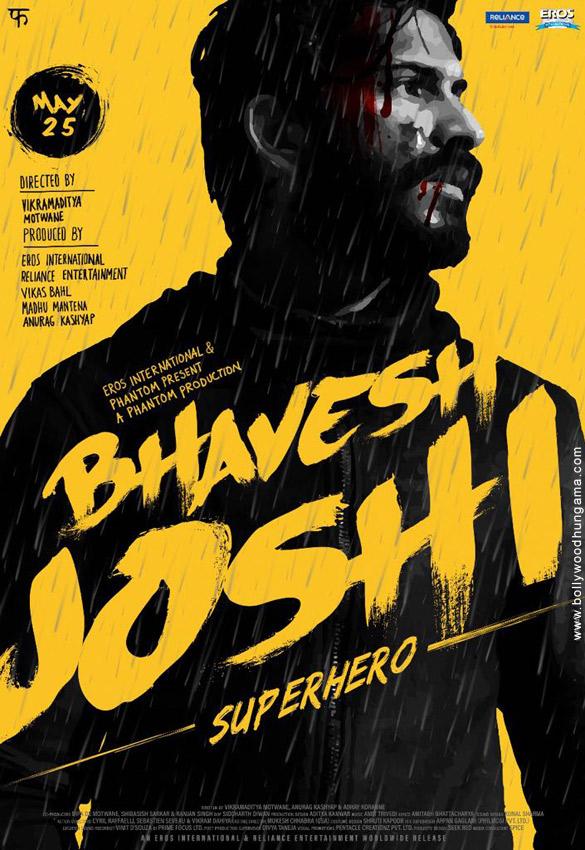 2018 - BHAVESH JOSHI (2018) con Harshvardhan Kapoor + Jukebox + Sub. Español + Online Bhavesh-Joshi-Superhero-6