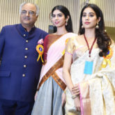 National Film Awards 2018: Boney Kapoor, Janhvi Kapoor and Khushi Kapoor receive Best Actress Award for Mom on behalf of late Sridevi