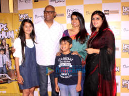 Celebs grace the screening of the film Hope Aur Hum