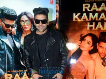Celebs grace the success of new song Raat Kamaal Hai