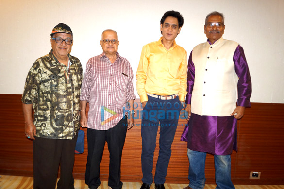 Celebs grace the trailer launch of '10 Nahi 40′