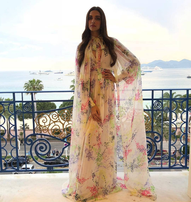 Deepika Padukone Cannes 2018 Day 1