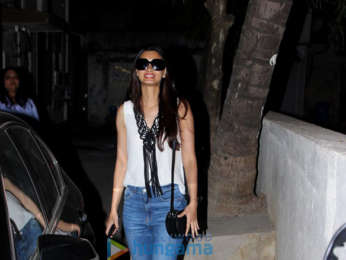 Diana Penty spotted in Bandra