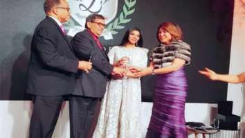CANNES 2018: Sridevi gets felicitated for outstanding contribution to Indian cinema
