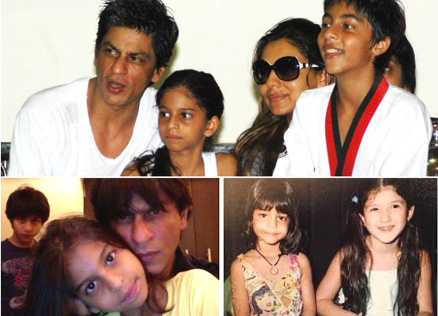 Happy Birthday Suhana Khan: 15 pictures of Shah Rukh Khan's daughter which will take you down the memory lane