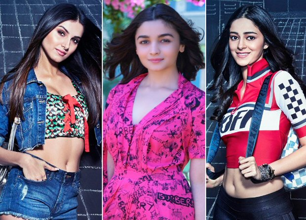 Here is what Alia Bhatt thinks about Student of the Year 2 debutantes Ananya Panday and Tara Sutaria