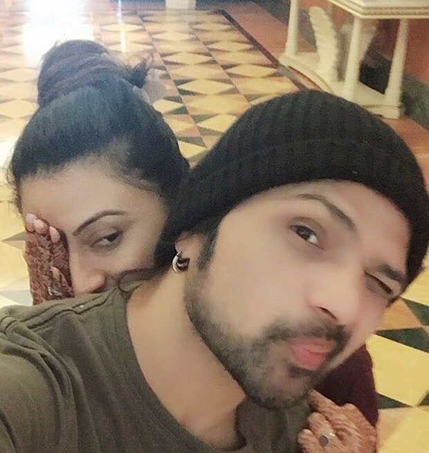 Himesh Reshammiya works out on his honeymoon with Sonia Kapur, fans can't stop raving (see pics and videos)