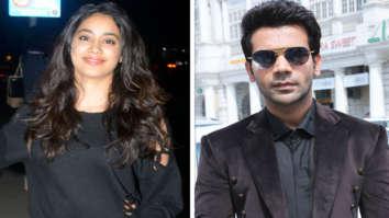 Janhvi Kapoor's fangirl behaviour for Rajkummar Rao is endearing AF