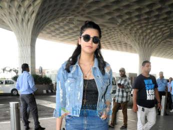 Kangana Ranaut, Suniel Shetty, Shruti Haasan, and Manish Malhotra snapped at the airport