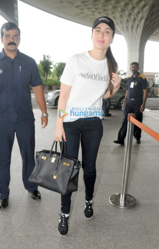Kareena Kapoor Khan, Sonam Kapoor, Swara Bhaskar, and others snapped at the airport