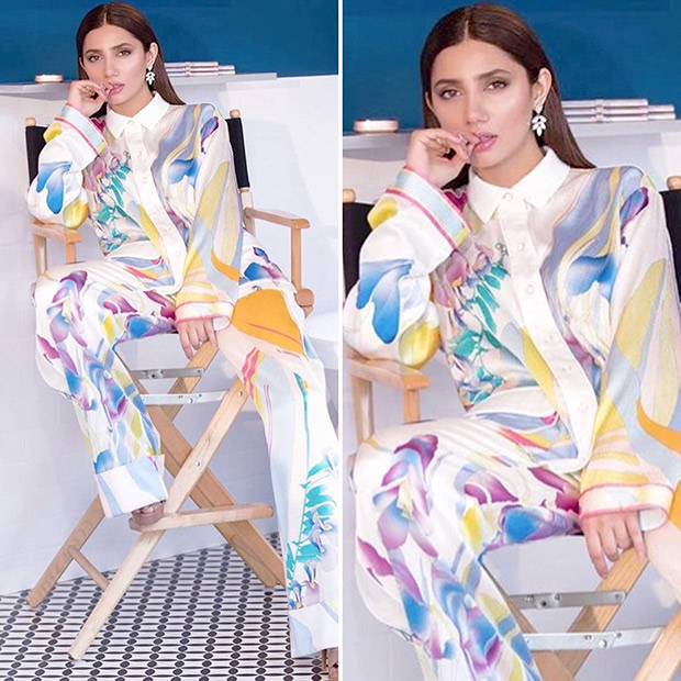 Mahira Khan in Leonard Paris at Cannes 2018